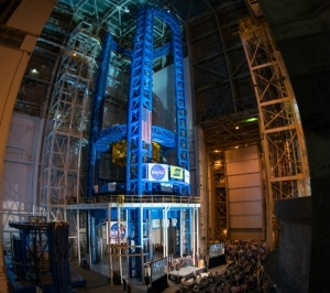 The Big Picture:  NASA gets ready  to build the