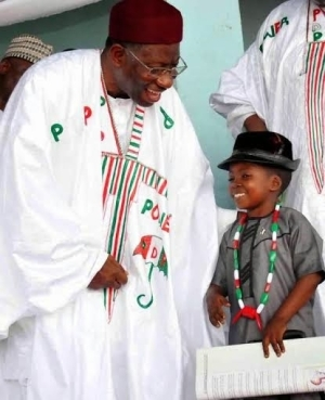 The next PDP Presidential candidate must be younger than me - GEJ