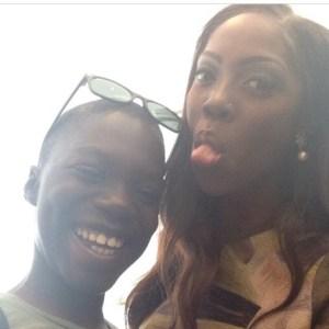 Tiwa Savage Has A Son We Never Knew… (Photos)