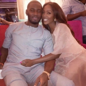 Tiwa Savage Refuses To Wish Tee Billz' HBD As Marriage Allegedly Hit The Rock