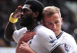 Tottenham Frees Adebayor To Join Another Club As He Completes Contract