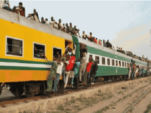 Train Kills Middle Age Woman In Lagos