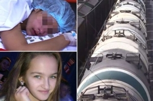 Two Teenage Girls Electrocuted While Trying To Take Selfies On Top Of A Train