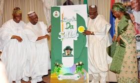 VP Sambo, Others Pay President Jonathan Sallah Homage Visit | Photos