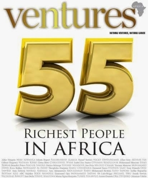 Ventures Africa launches list of Africa