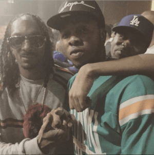 Video Alert? Runtown Spotted Parting With Snoop Dogg