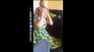 Video of a Zimbabwean Married Woman Caught Red-handed Cheating with Another Man