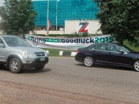 Washington Post Condemns President Jonathan For Using The #Bringback Hashtag To Campaign