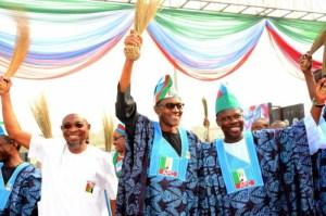 We'll Hold Buhari, APC To 3 Million Jobs A Year Pledge – NLC, TUC