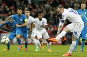 Welbeck & Rooney maintain Three Lions