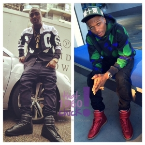 Who Rocked It Better? Wizkid vs Davido In Maison Martin Margiela Sneakers