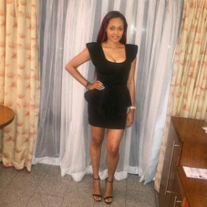 "Wizkid""s boo Tania Omotayo sharesChildhood photo"
