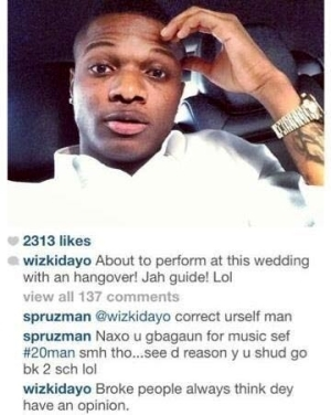 Wizkid and his many Twitter battles with fellow celebs
