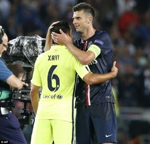 Xavi Hernandez now Champions League Appearance Record Holder