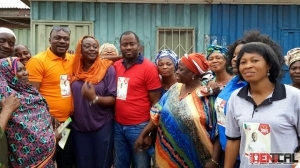 Yoruba Actors, Odunlade Adekola and Bimbo Thomas Also Join Desmond Elliot's Campaign Team – Photos