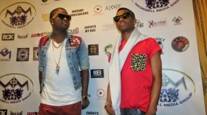 """You Only Beg Girls For Money, i Will Finish Your Dead Career; God punish your left balls""- Wizkid Blasts Skales"