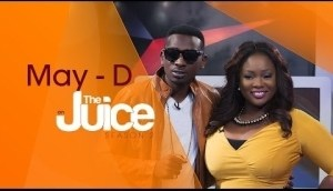 Download VIDEO: May D on the Juice with Toolz