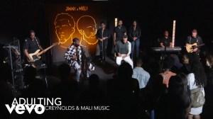 Jonathan McReynolds & Mali Music – Adulting (Video)