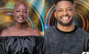 BBNaija: Cross Reveals What He Will Do If He Finds Out That Saskay Is Fake
