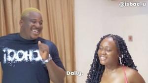 Isbae U - When your Girlfriend is a DJ (Comedy Video)