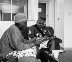 Olamide React As Fireboy Said He's Not Ready To Drop A New Video