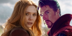Doctor Strange 2 Shooting Straight After WandaVision Makes Scarlet Witch Better, Says Olsen
