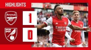 Arsenal vs Norwich City 1 - 0 (Premier League 2021 Goals & Highlights)