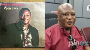 JUST IN!! Legendary Highlife Musician, Nana Tuffour Dies At 66