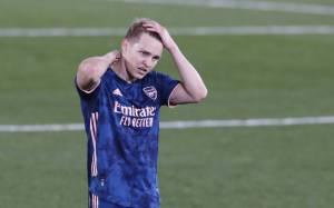 Zidane tells Real Madrid president it was a mistake to let midfielder seal Arsenal loan transfer