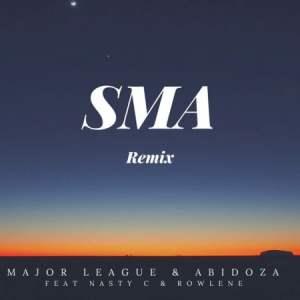 Major League & Abidoza – Sma (Amapiano Remix) ft. Nasty C & Rowlene