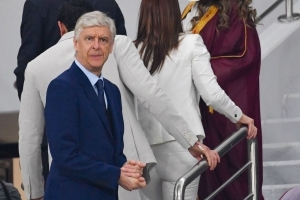 "Ex-Arsenal Boss Arsene Wenger Says He Is Ready To Return To The Club ""One Day''"