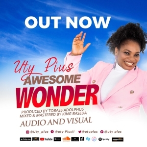 Uty Pius – Awesome Wonder