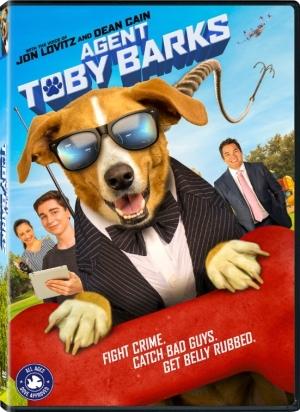 Agent Toby Barks (2020) (Movie)