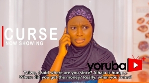 Curse (2021 Yoruba Movie)