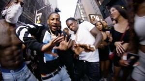 Ron Suno Feat. Dusty Locane - Grabba (Remix) (Video)