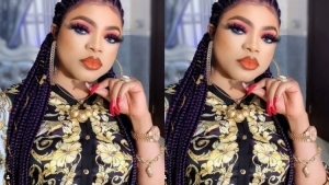 """""""When is Jesus coming so I can quickly remve my Wig, Eyelashes and Nails"""" – Bobrisky  (photo)"""