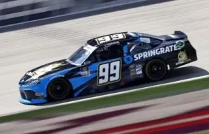 Dogecoin-Branded Car Crashes During a NASCAR Race
