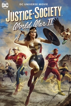 Justice Society: World War II (2021) (Animation)