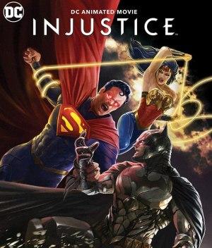 Injustice (2021) (Animation)