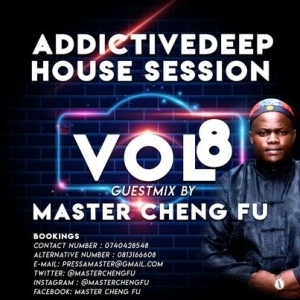 Master Cheng Fu – Addictive Deep House Session Vol 8 Mix