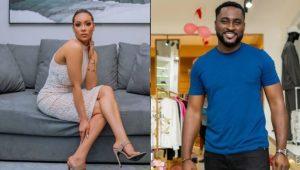 BBNaija: Pere And Maria Showered Together Last Night – Tega Reveals