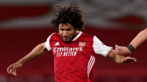 Arsenal without Elneny, Holding for Burnley
