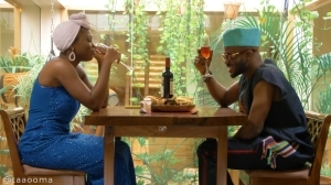 TAAOOMA - Table For Two Feat.  Korede Bello  (Comedy Video)