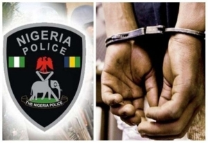BUSTED!! Police Arrest Suspected Terrorist In Imo