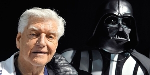 Original Darth Vader Actor David Prowse Dies Age 85