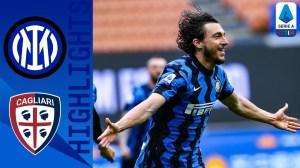 Inter vs Cagliari 1 - 0 (Serie A  Goals & Highlights 2021)