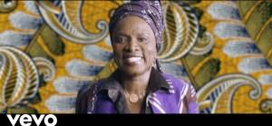 Angelique Kidjo – Africa One Of A Kind ft. Mr Eazi, Salif Keita (Video)