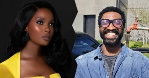"""I Can Still Marry You Despite Your Old Man's Look"" – Jemima Osunde Shoots Shot At Ric Hassani"