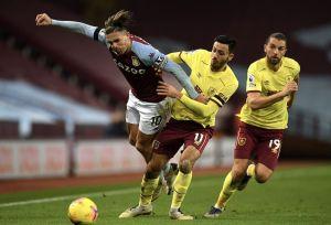 Aston Villa preparing 'cheeky' £15m bid for potential Jack Grealish replacement