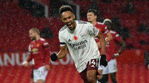 Manchester United 0 Vs 1 Arsenal (Premier League) Highlights